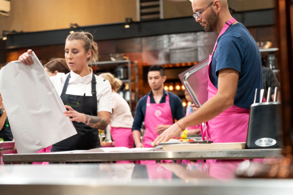 Oakridge Executive Chef Jo Barrett appears on Masterchef 2020